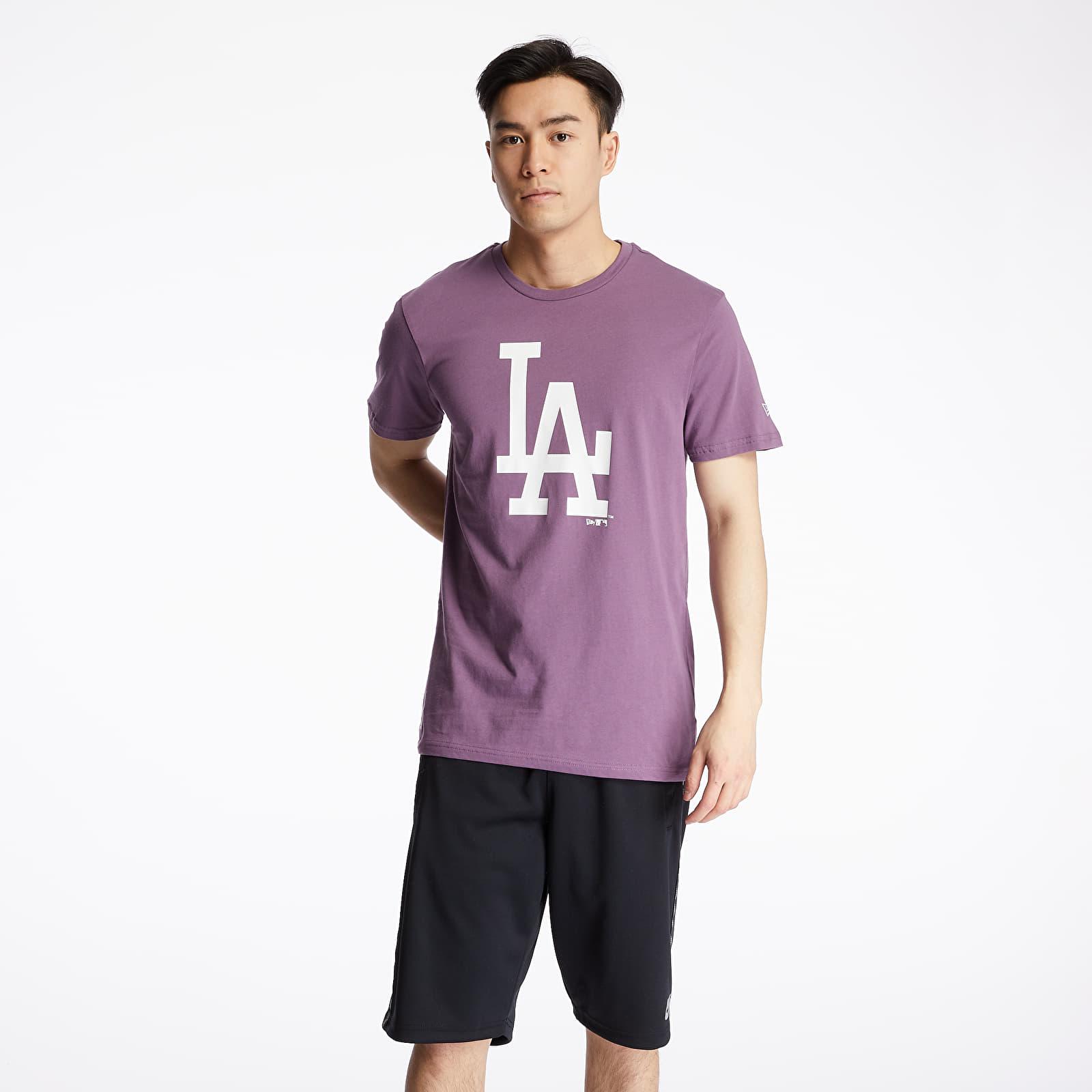 New Era MLB Seasonal Team Logo Los Angeles Dodgers Tee
