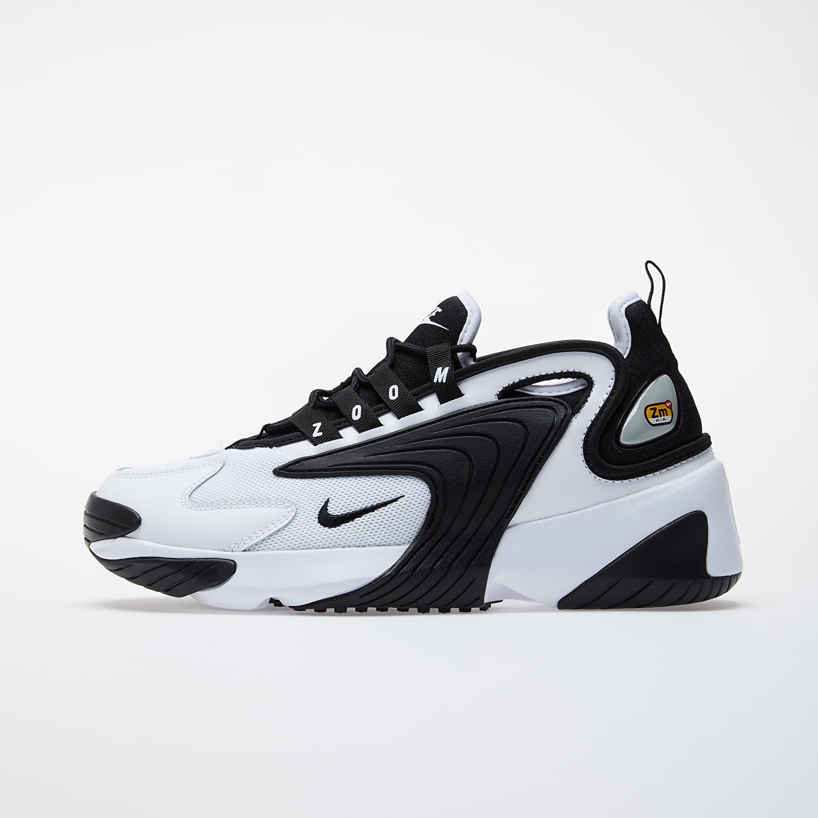 Buty damskie Nike Wmns Zoom 2K White/ Black