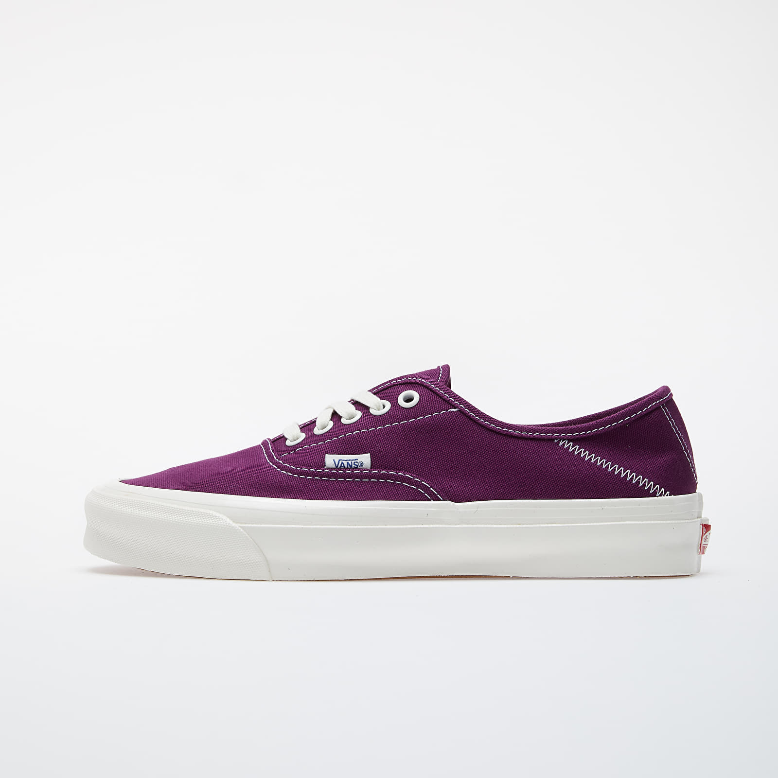 Pánské tenisky a boty Vans OG Style 43 LX (Canvas) Dark Purple/ Marshmallow