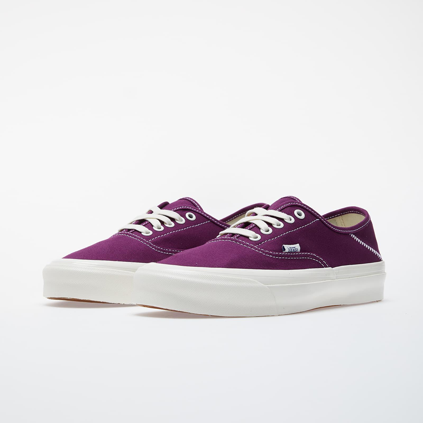 Vans OG Style 43 LX (Canvas) Dark Purple Marshmallow | Footshop