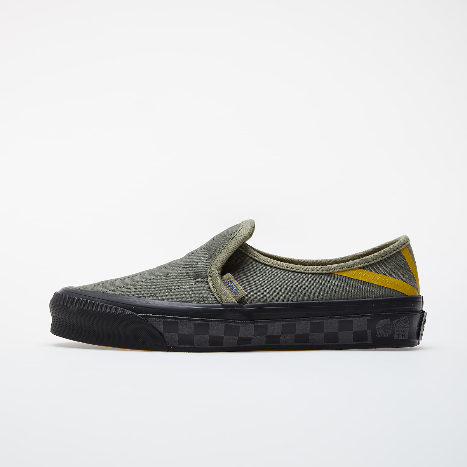 Men's shoes Vans x Taka Hayashi Style 47 LX (Canvas) Dusty Olive