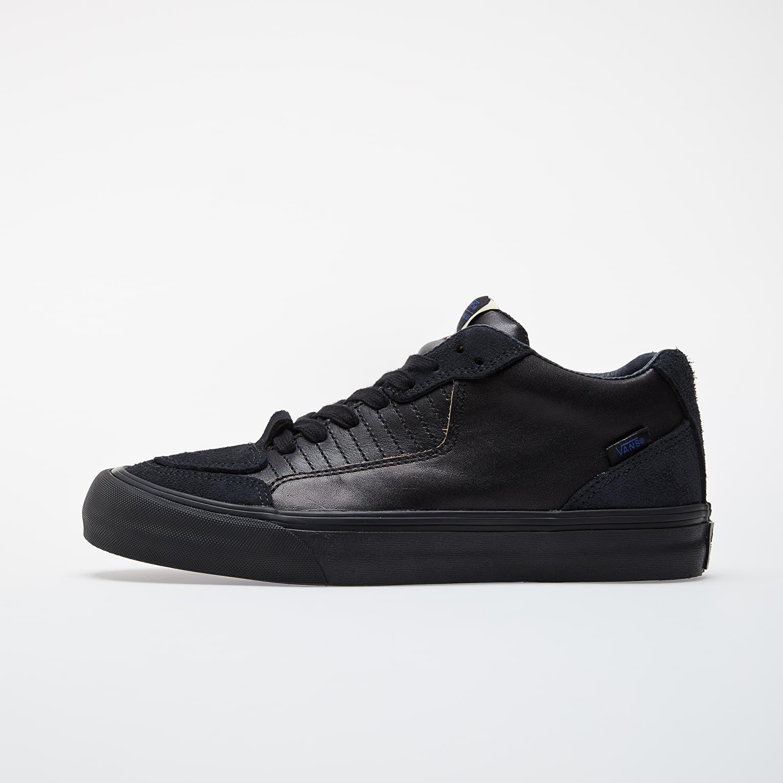 Pánské tenisky a boty Vans x Taka Hayashi Style 98 LX (Leather/ Hairy Suede) Black