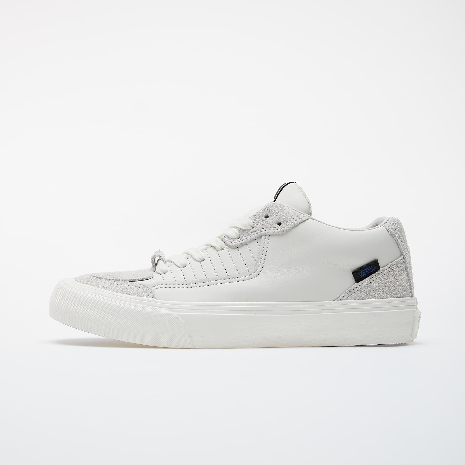 Pánské tenisky a boty Vans x Taka Hayashi Style 98 LX (Leather/ Hairy Suede) Marshmallow