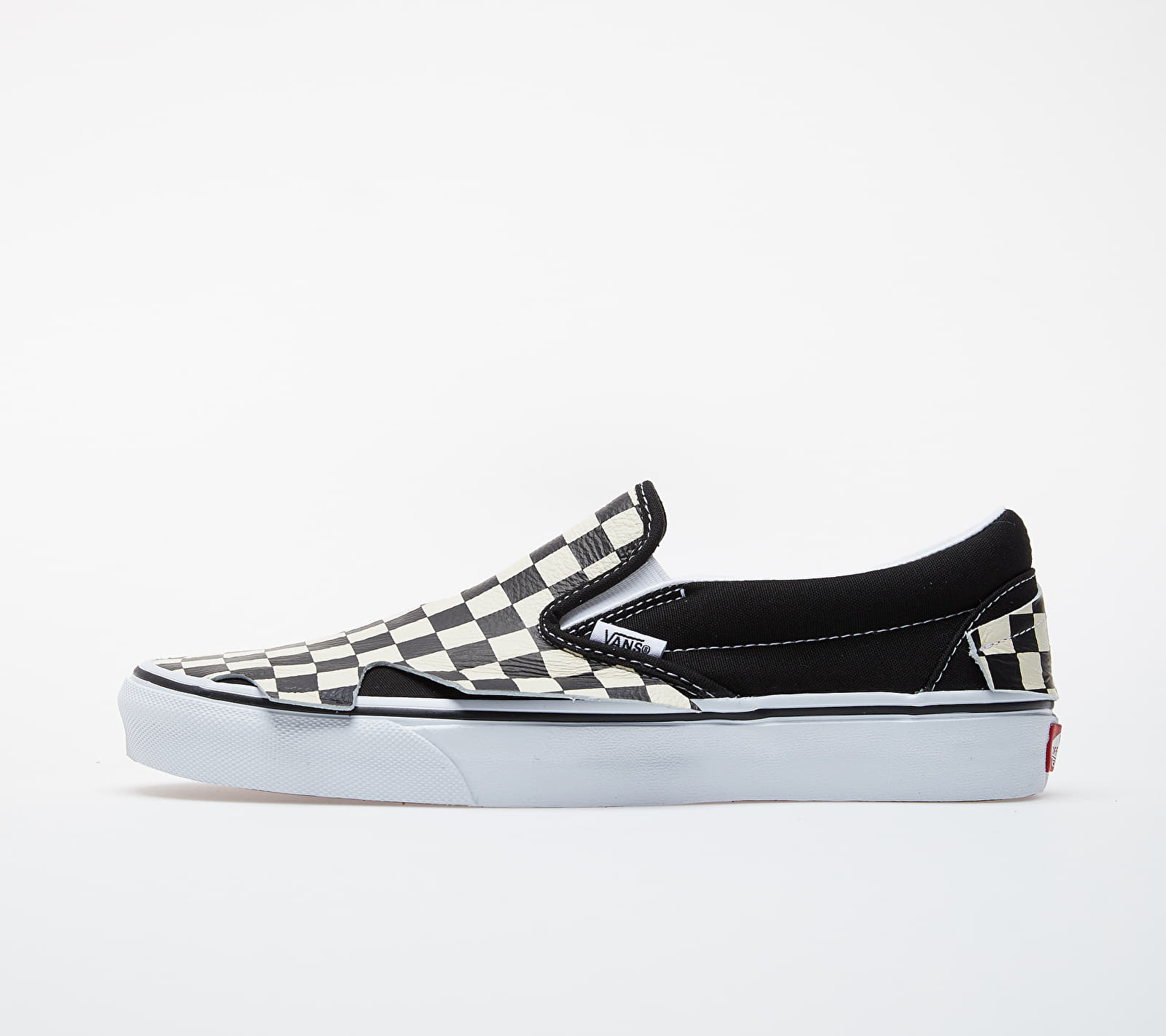 Vans Classic Slip-On Origami Checkerboard/ True White EUR 37
