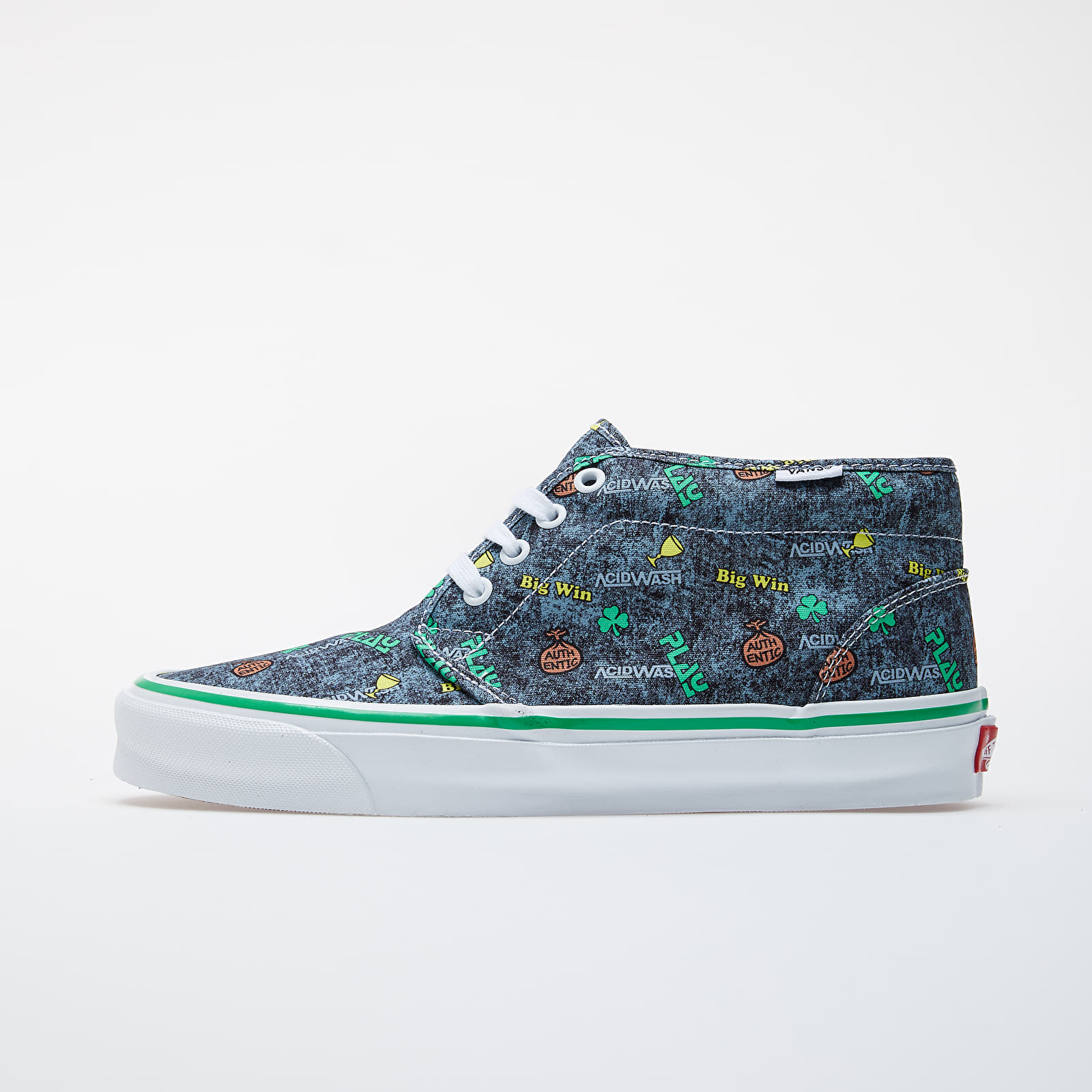 Men's shoes Vans x Fergus Purcell OG Chukka LX (Fergadelic) Acidwash/ Play