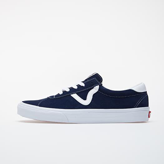 shoes Vans Sport (Suede) Dress Blue
