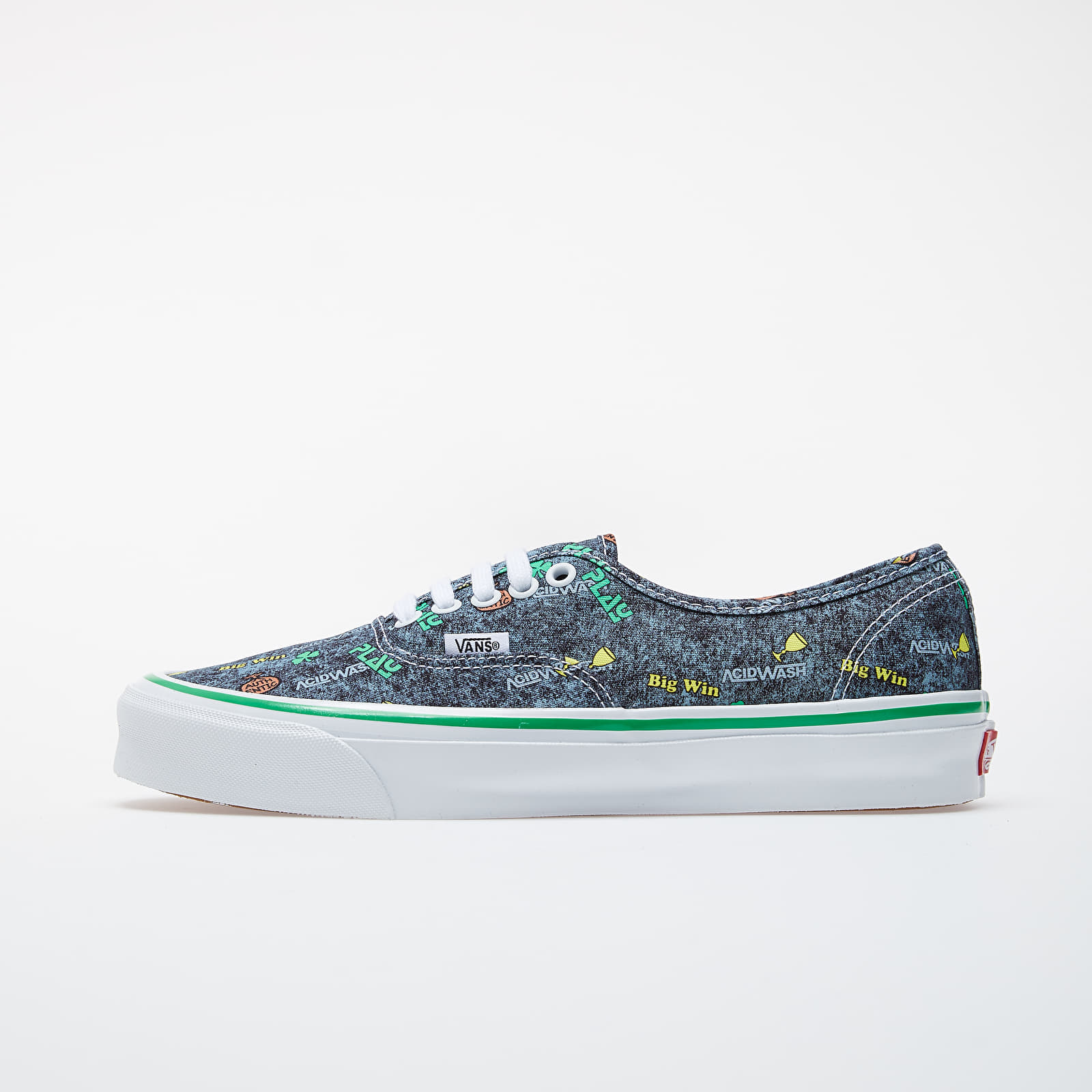 Vans x Fergus Purcell OG Authentic LX (Fergadelic)