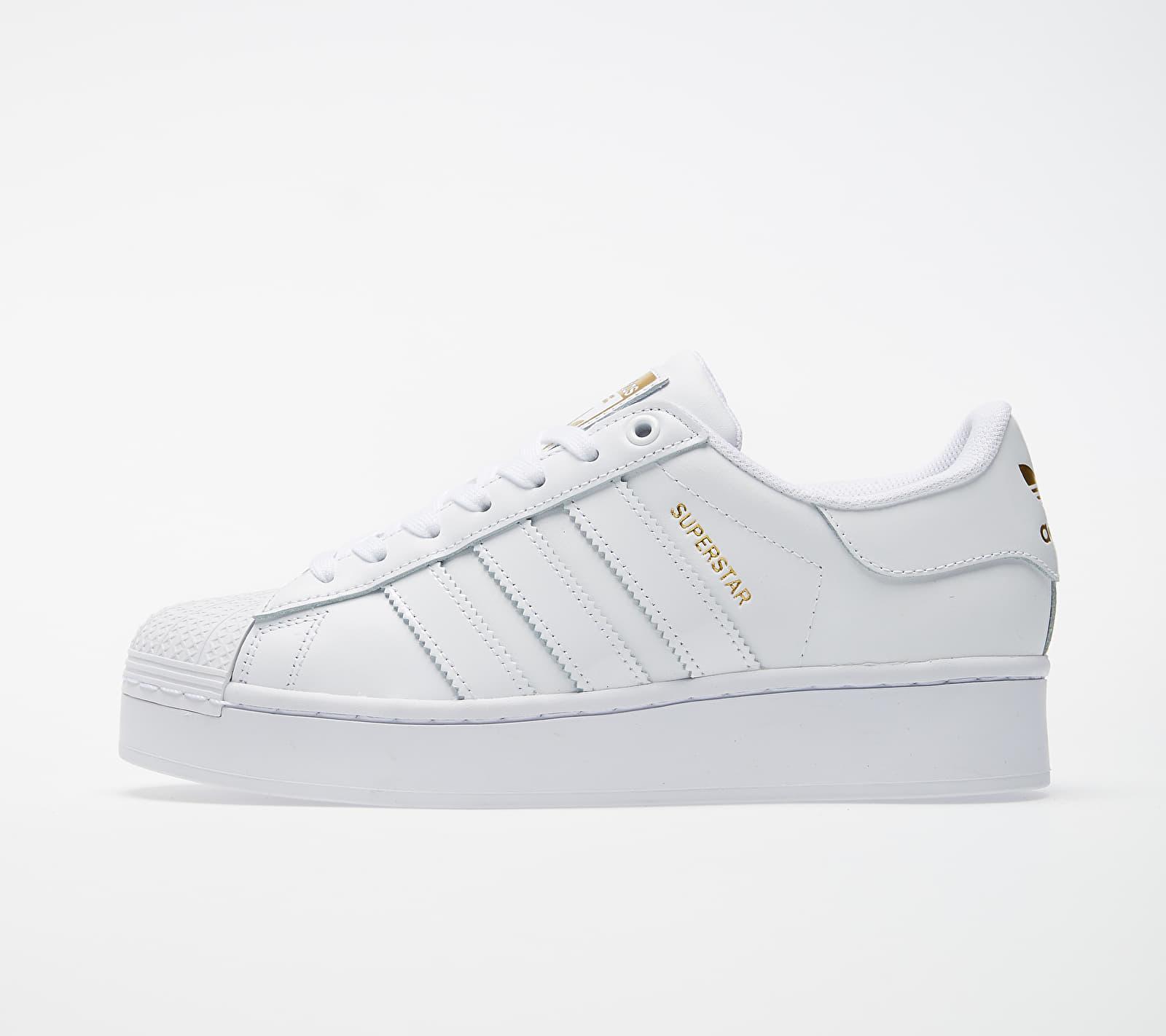 adidas Superstar Bold W Ftwr White/ Ftwr White/ Gold Met. EUR 41 1/3