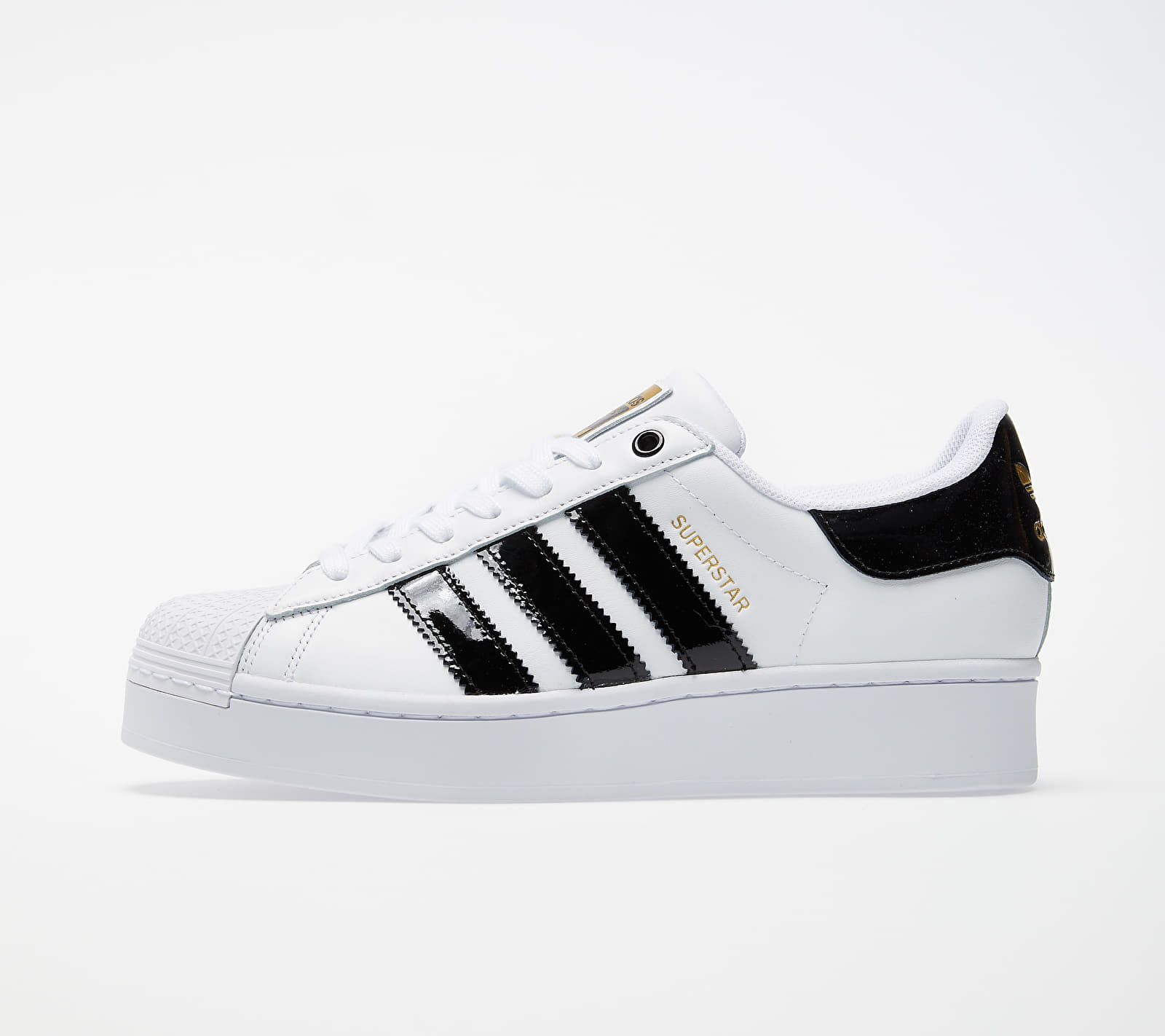 adidas Superstar Bold W Ftwr White/ Core Black/ Gold Met. EUR 40