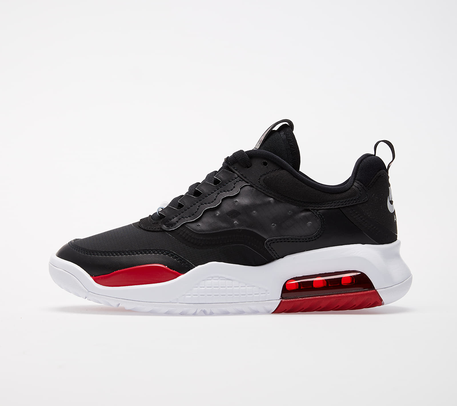 Jordan Max 200 (GS) Black/ Gym Red-White EUR 36.5
