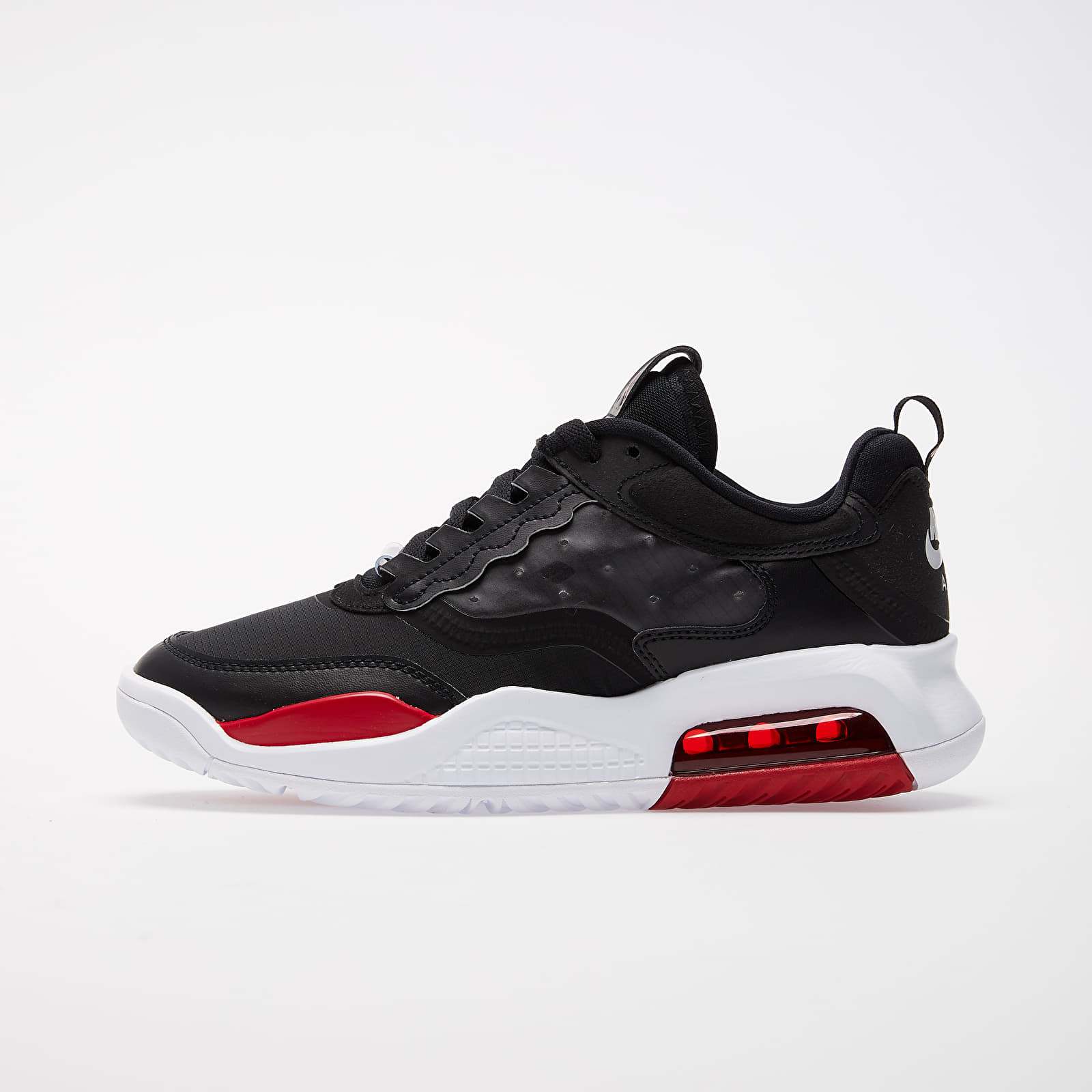 Kid´s shoes Jordan Max 200 (GS) Black/ Gym Red-White