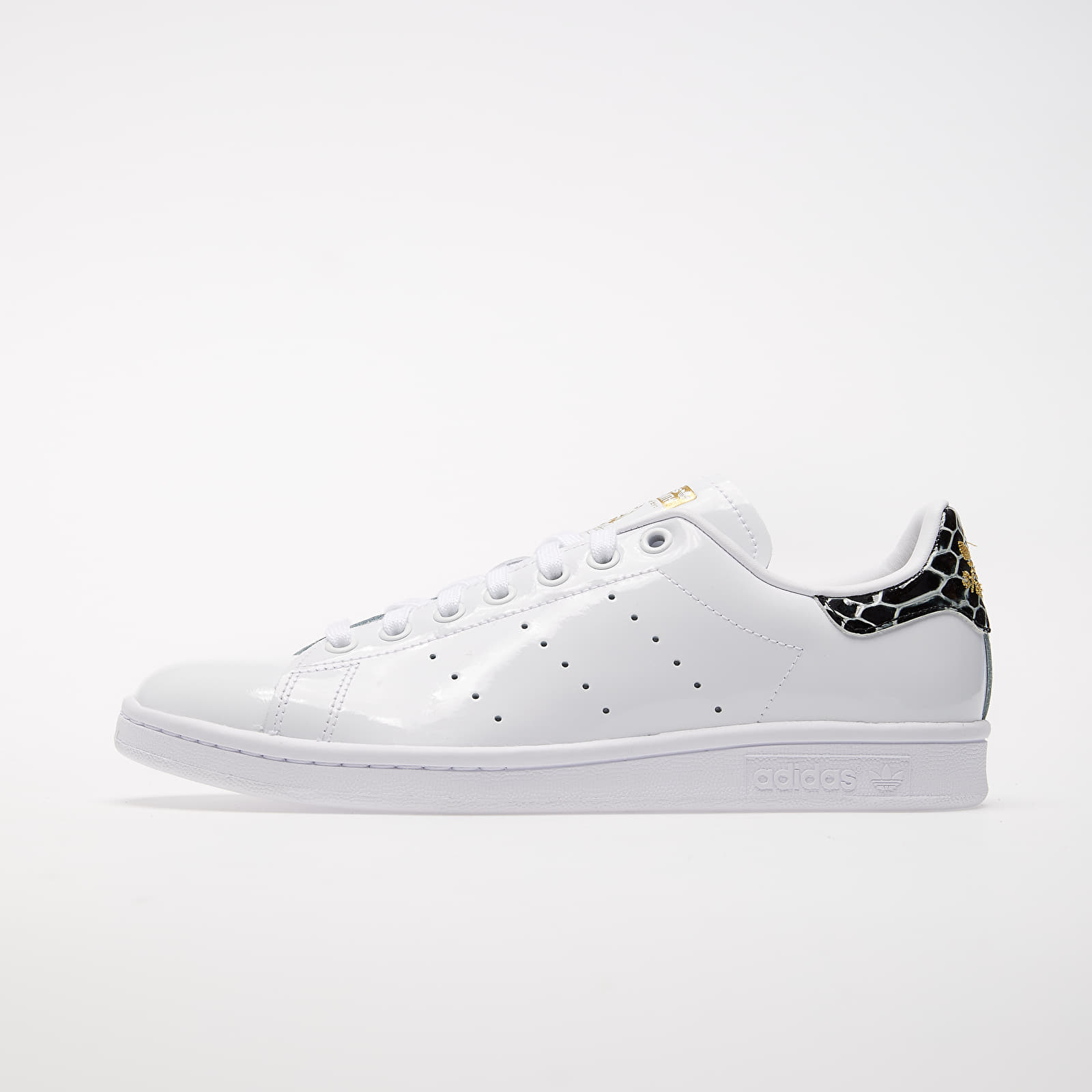 Women's shoes adidas Stan Smith W Ftw White/ Core Black/ Gold Metalic