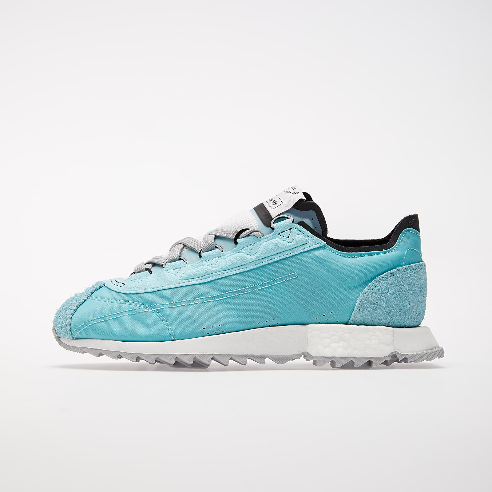 Women's shoes adidas SL 7600 W Blue Spirit/ Core Black/ Crystal White