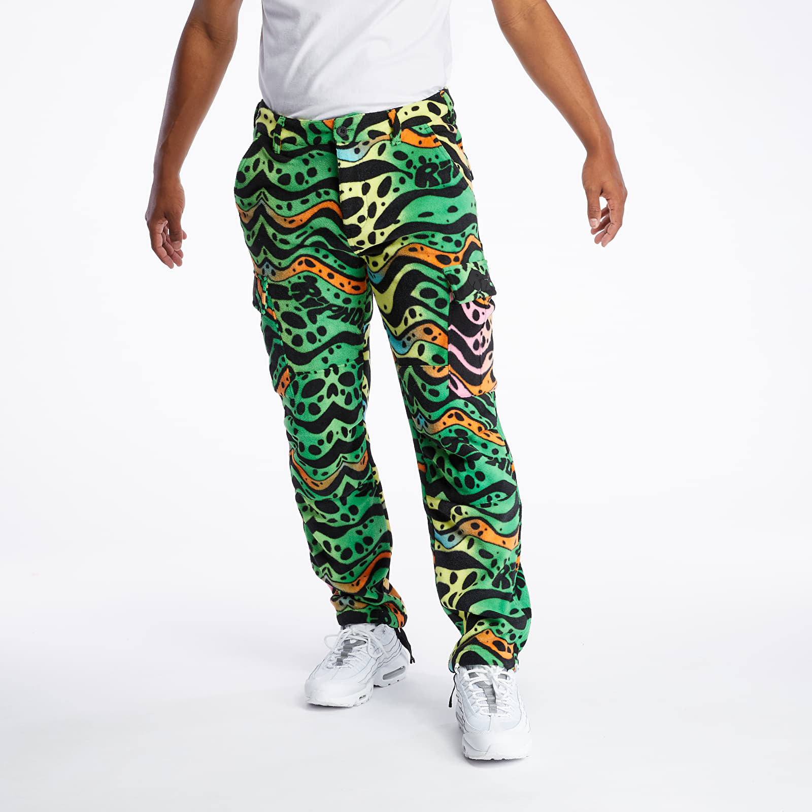 Pants and jeans RIPNDIP Ripple Cargo Pants Multicolor