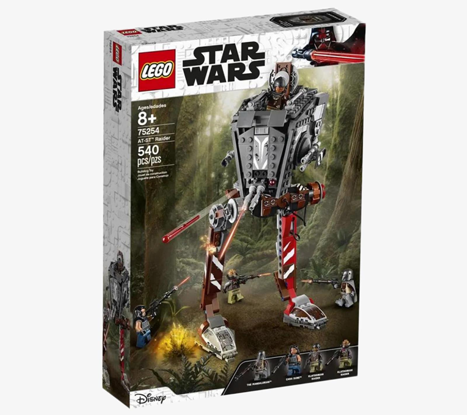 LEGO Star Wars AT-ST Raider univerzální