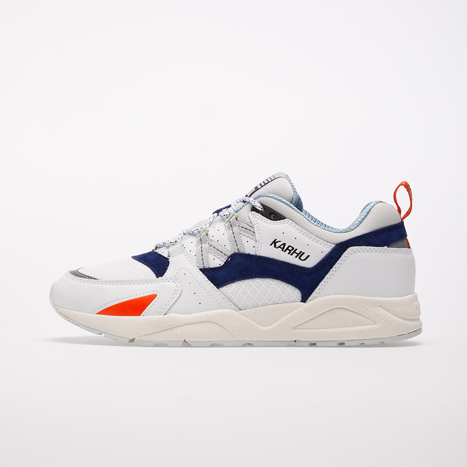 Men's shoes Karhu Fusion 2.0 White/ Twilight Blue