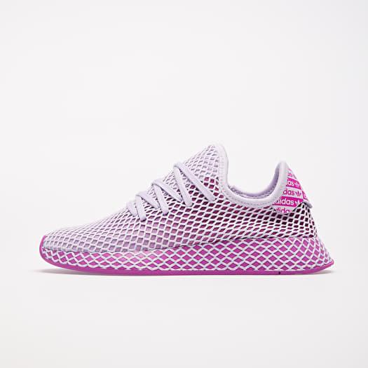 adidas Deerupt Runner WPurple Tint/ Purple Tint/ Vivid Pink