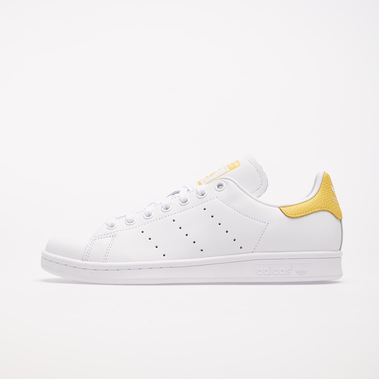 Női cipők adidas Stan Smith W Ftw White/ Ftw White/ Core Yellow
