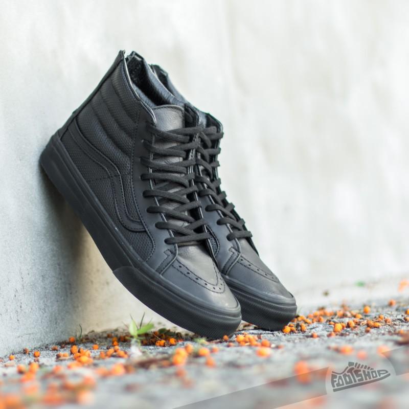 e20f312f8 Vans Sk8-Hi Slim Zip Perf L | Footshop