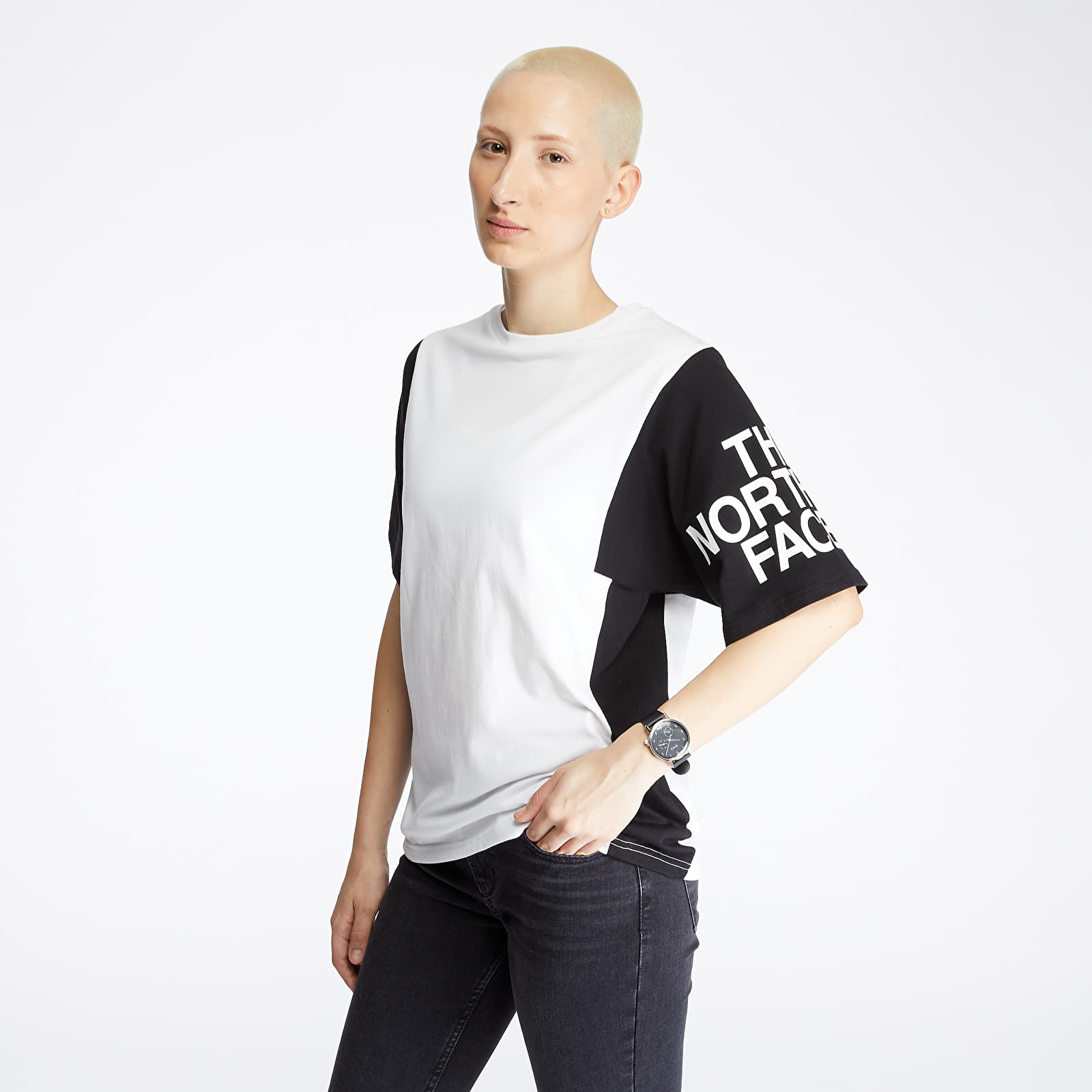 The North Face Squared Boxy Tee