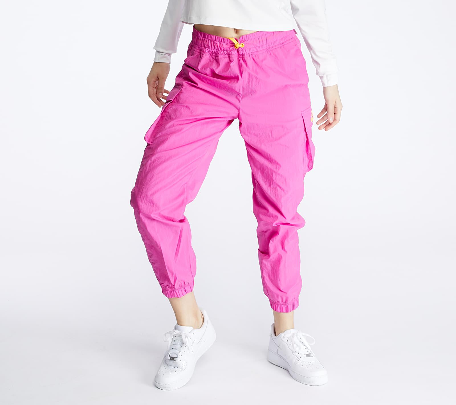 Nike Sportswear Icon Clash Pants Fire Pink/ Laser Orange