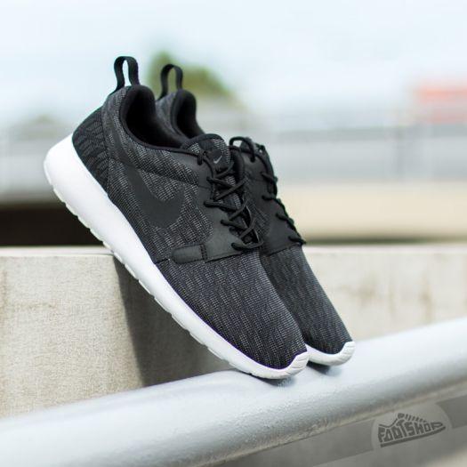 new concept c7c9e 03049 Nike Roshe One KJCRD Black/ Black- Dark Grey- White ...