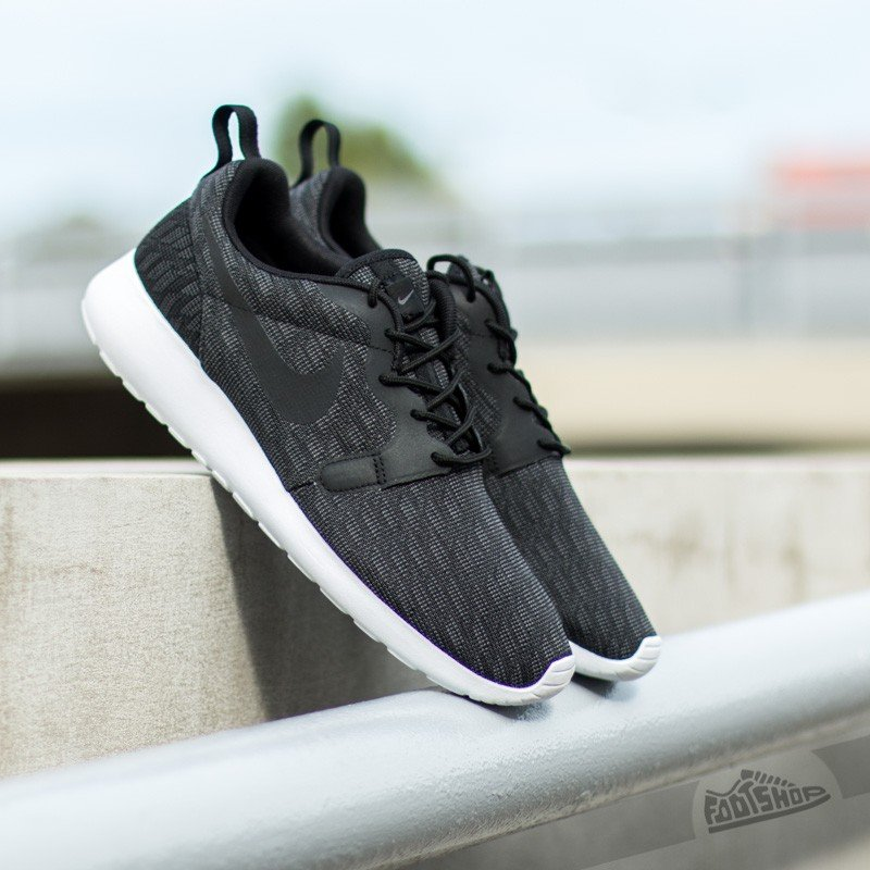 finest selection 01c2f 80068 Nike Roshe One KJCRD Black  Black- Dark Grey- White