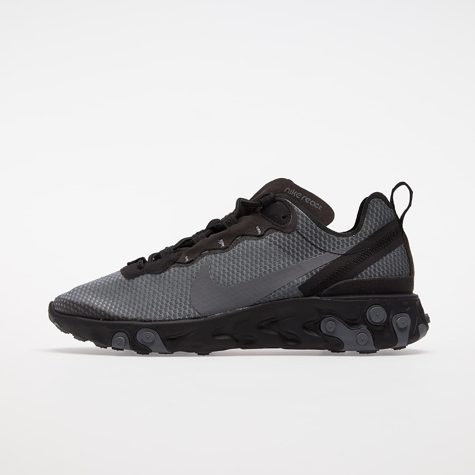 Muške tenisice Nike React Element 55 SE Black/ Dark Grey