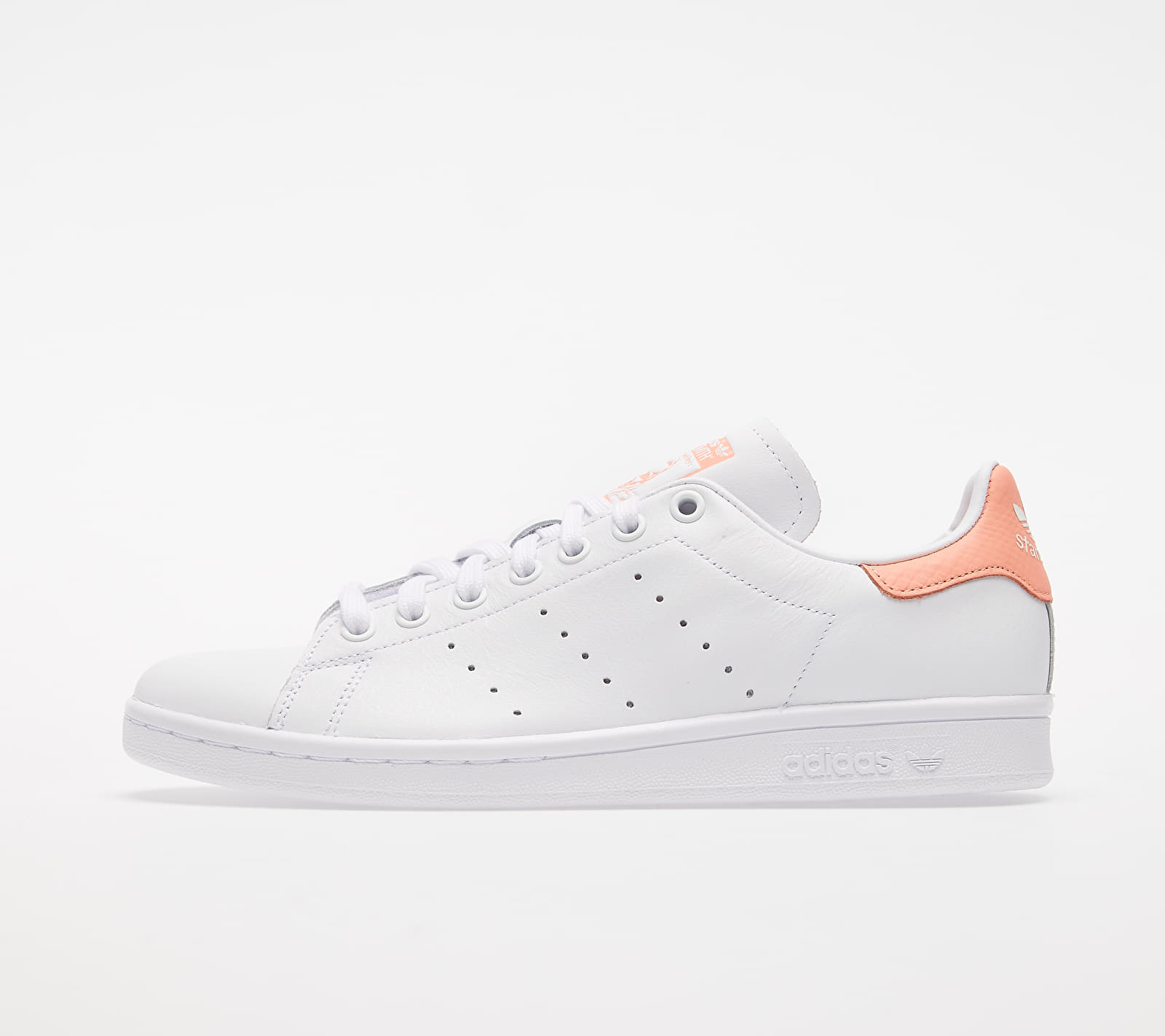 adidas Stan Smith W Ftw White/ Ftw White/ Chalk Coral EUR 37 1/3