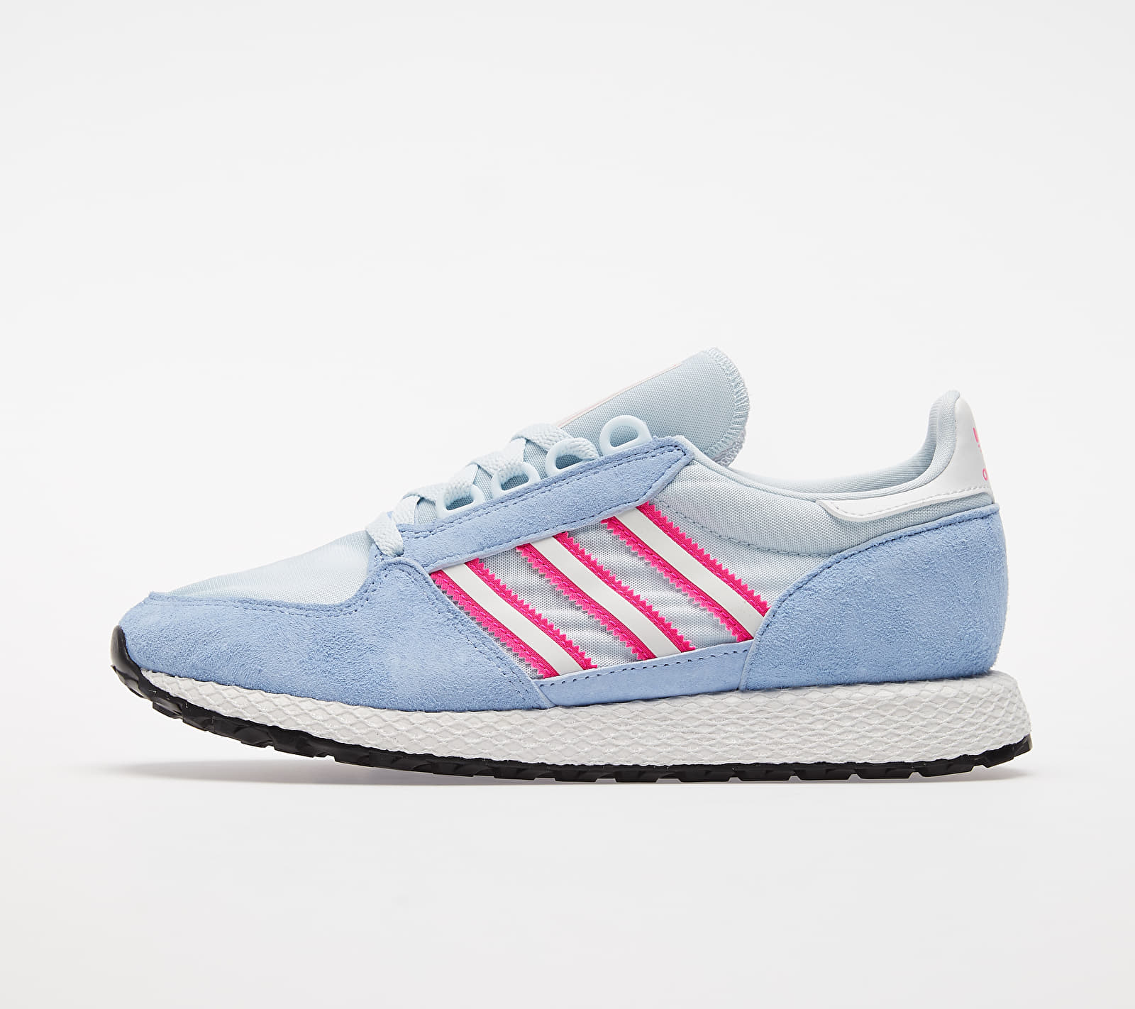 adidas Forest Grove W Periwinkle/ Crystal White/ Shock Pink