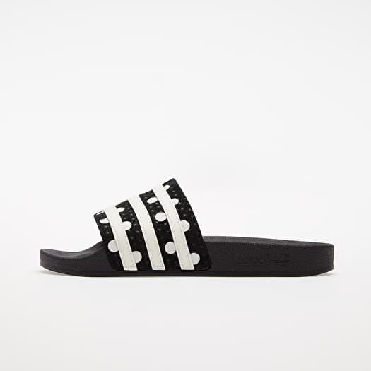 adidas Adilette WCore Black/ Ftw White/ Core Black