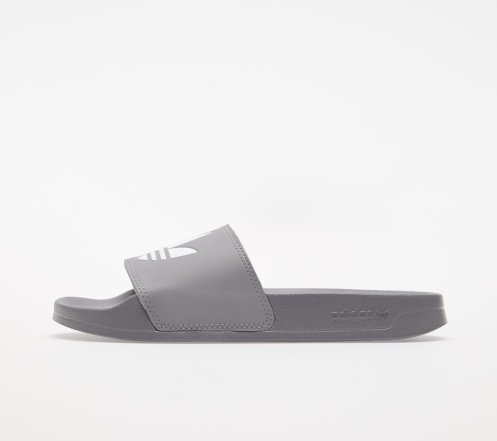 adidas Adilette Lite Grey Three/ Ftwr White/ Grey Three EUR 38