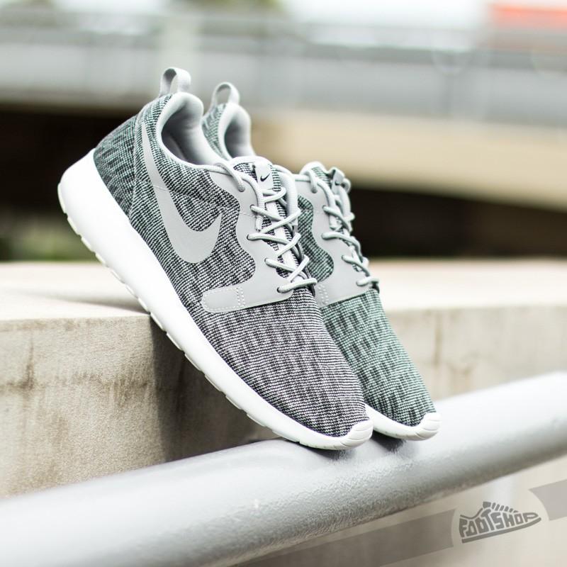 ef9542a9abc7 Nike Roshe One KJCRD Wolf Grey  Wolf Grey- Black- Grey