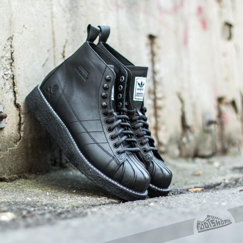 on sale 08648 57ad2 adidas Neighborhood Shelltoe Boots Core Black/ Core Black | Footshop