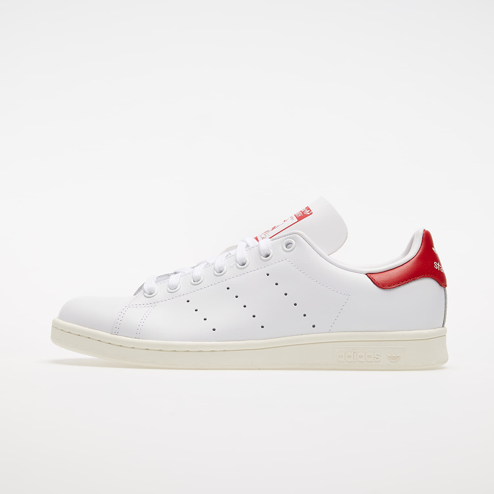 Männer adidas Stan Smith Ftw White/ Off White/ Scarlet
