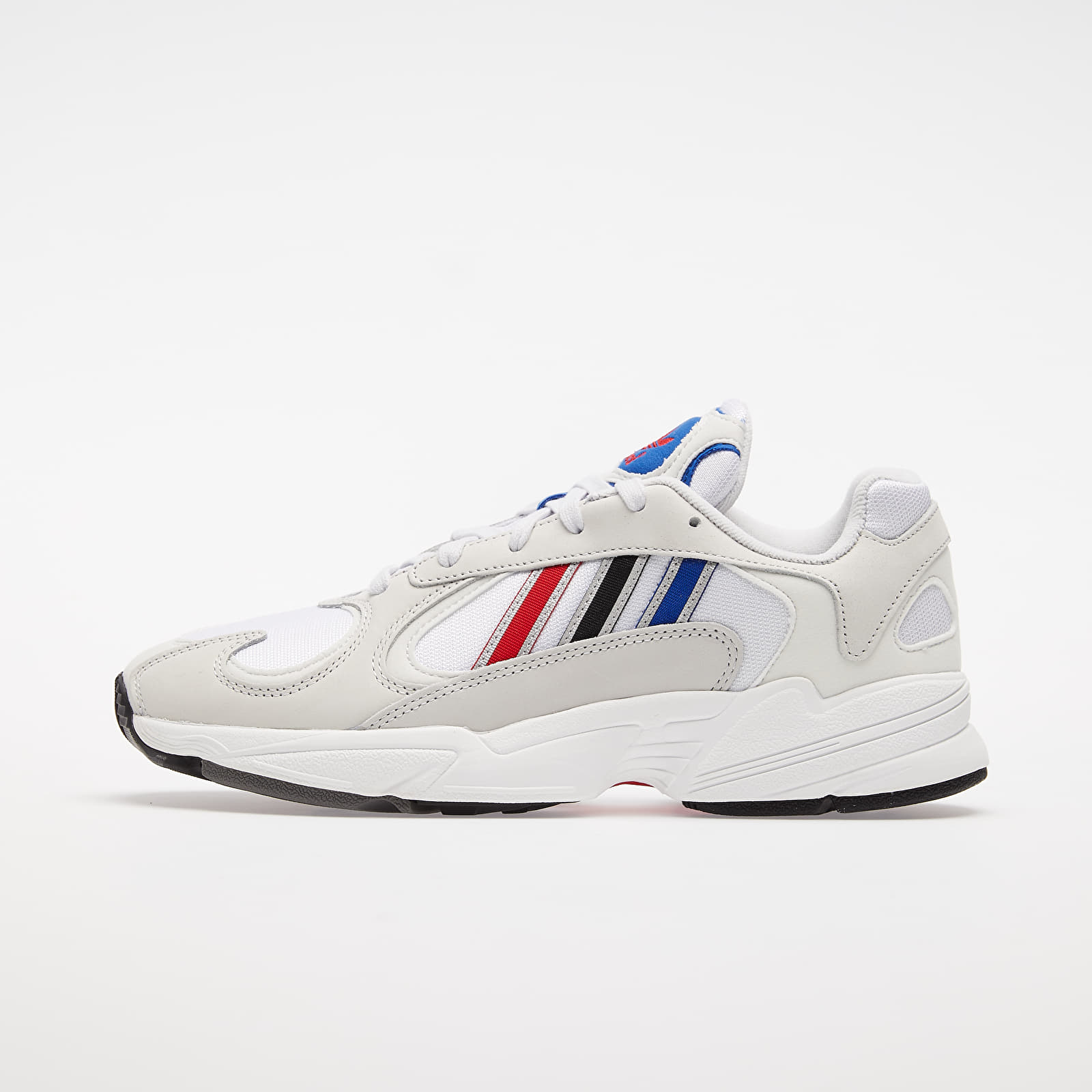 Men's shoes adidas Yung-1 Crystal White/ Silver Metalic/ Core Black