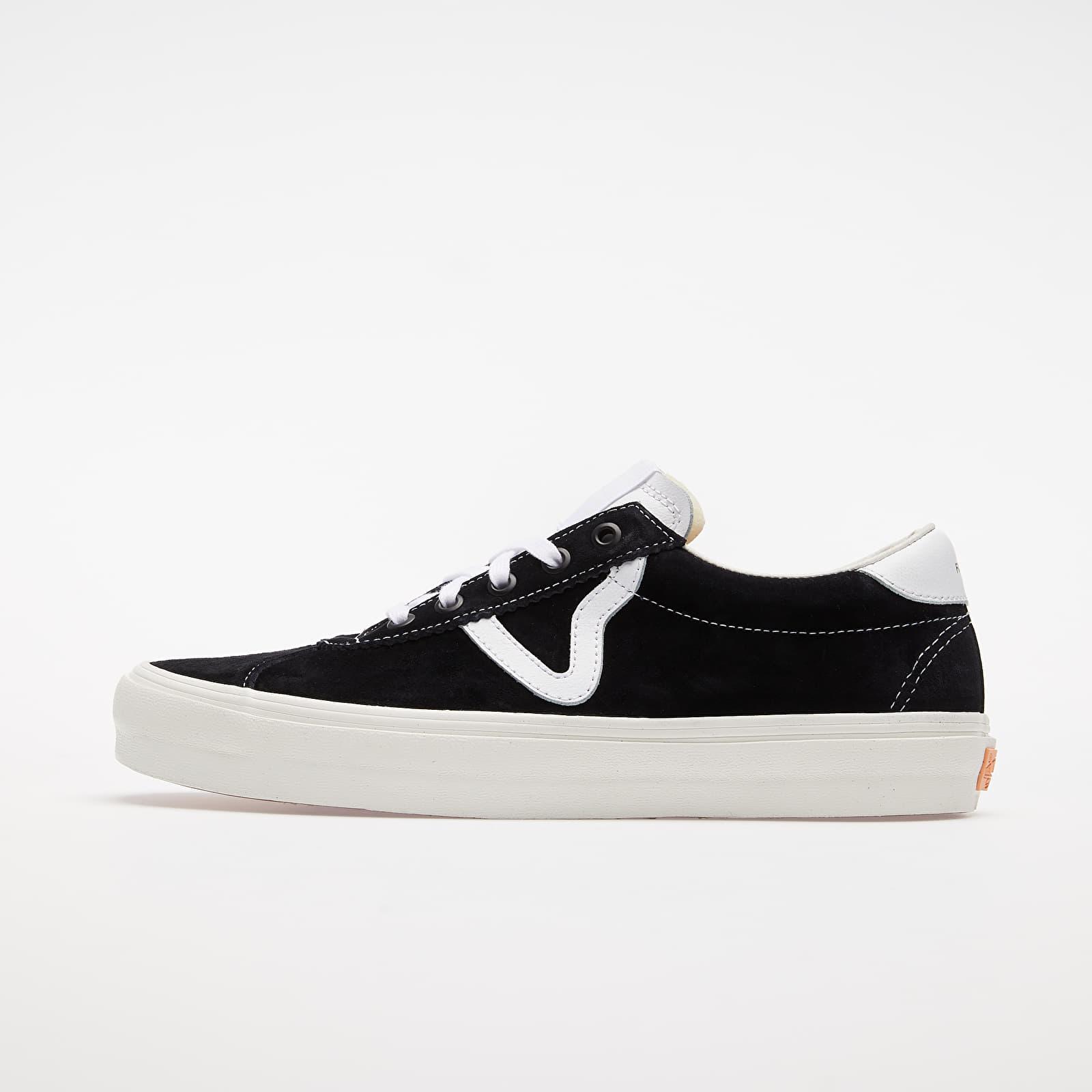 Men's shoes Vans Epoch Sport LX (Copson) Black/ Blanc De Blanc