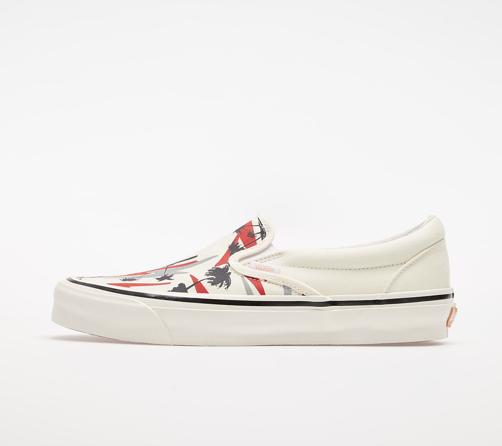 Vans OG Classic Slip-On (Copson) Classic White/ Blac De Blanc EUR 44