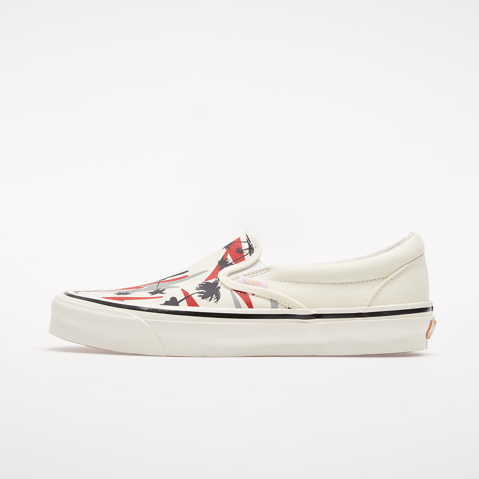 Men's shoes Vans OG Classic Slip-On (Copson) Classic White/ Blac De Blanc