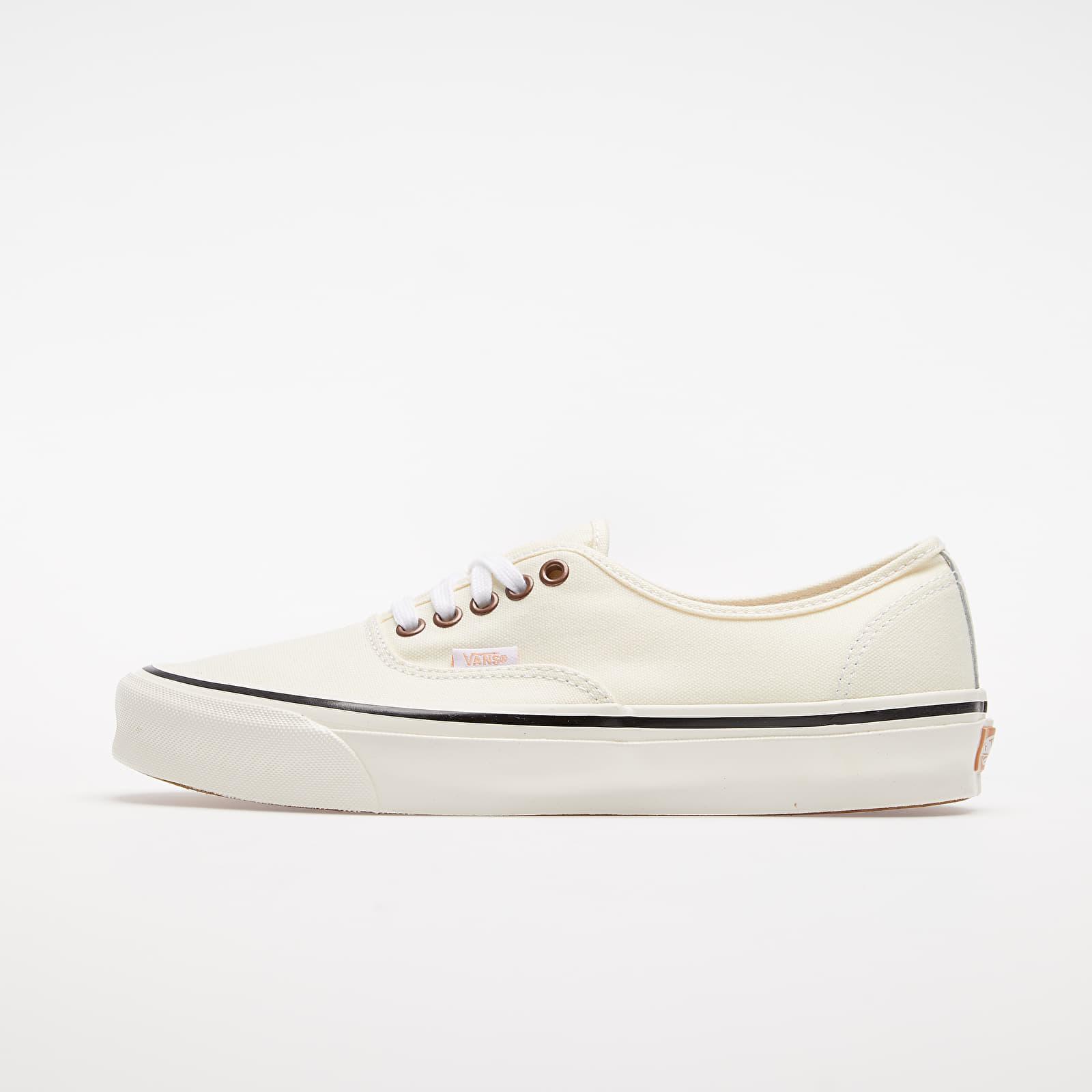 Men's shoes Vans OG Authentic LX (Copson) Classic White/ Blanc De Blanc
