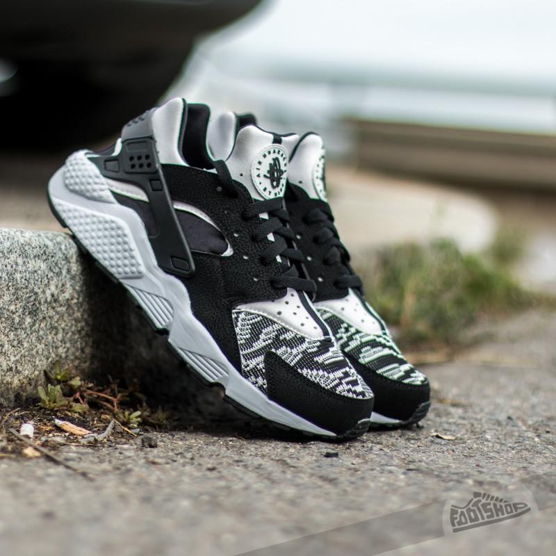 64cf6c8c29810 Nike Air Huarache Run PA Black  White-White