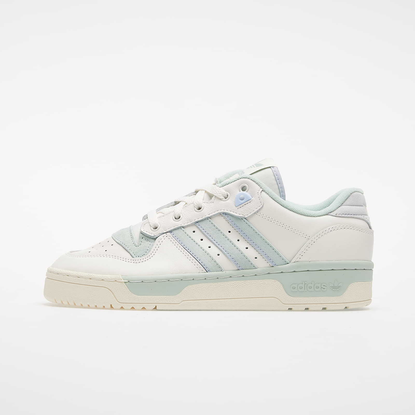 Férfi cipők adidas Rivalry Low Cloud White/ Off White/ Green Tint
