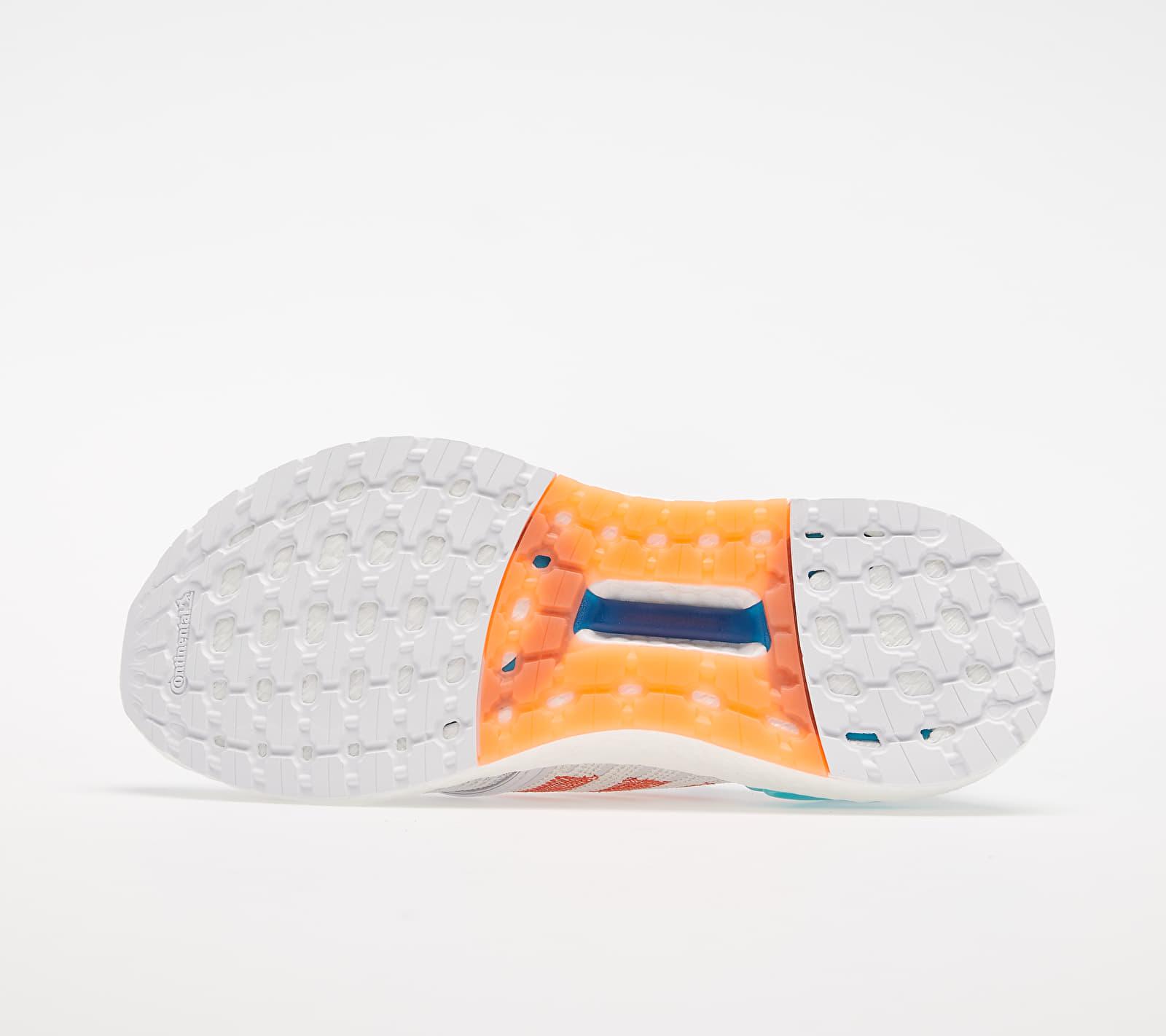 adidas UltraBOOST 20 Primeblue W Dash Grey/ True Orange/ Blue Spirit