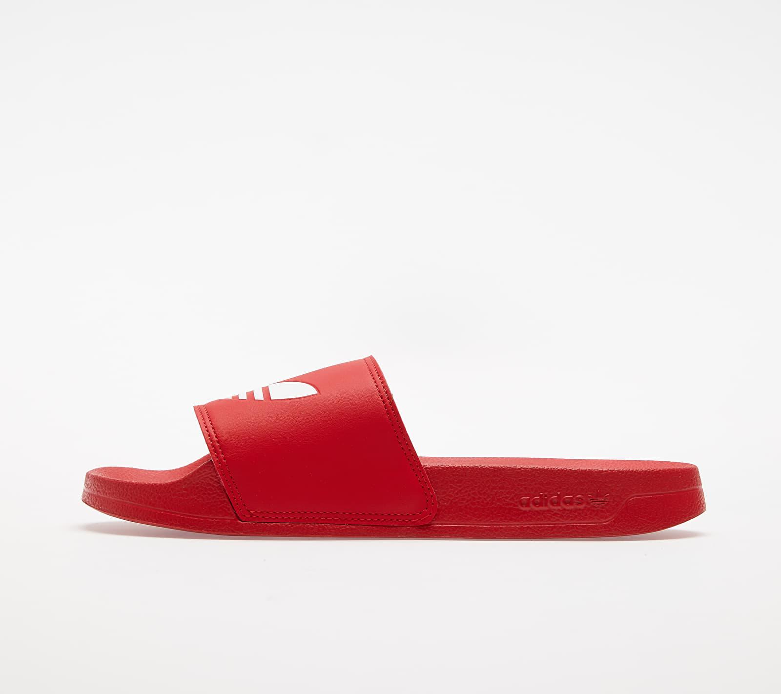 adidas Adilette Lite Scarlet/ Ftwr White/ Scarlet EUR 42
