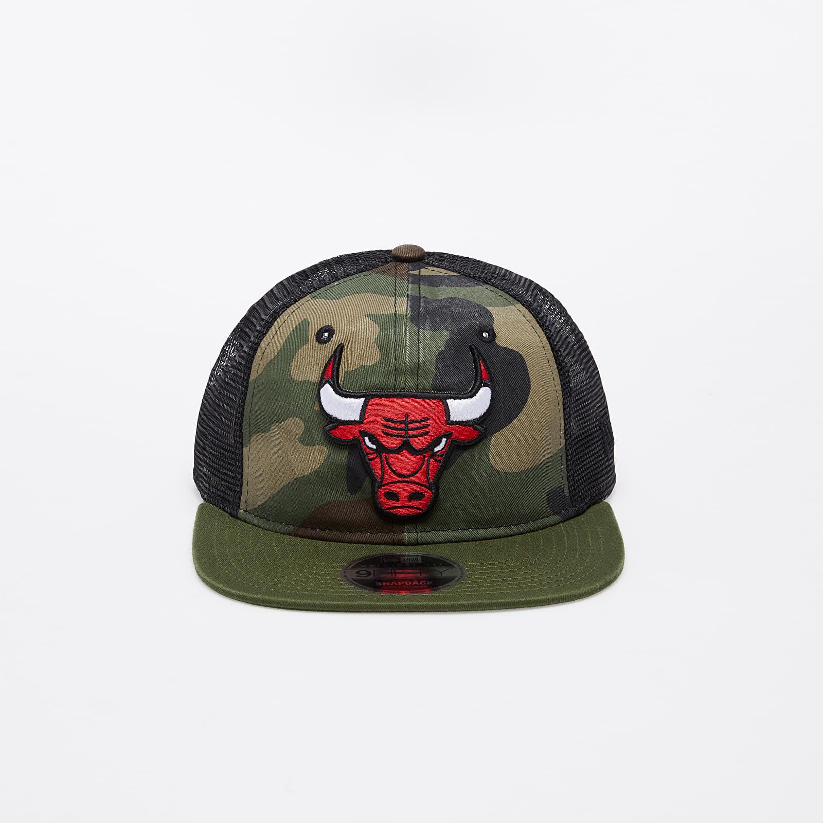New Era 9Fifty NBA Chicago Bulls Trucker