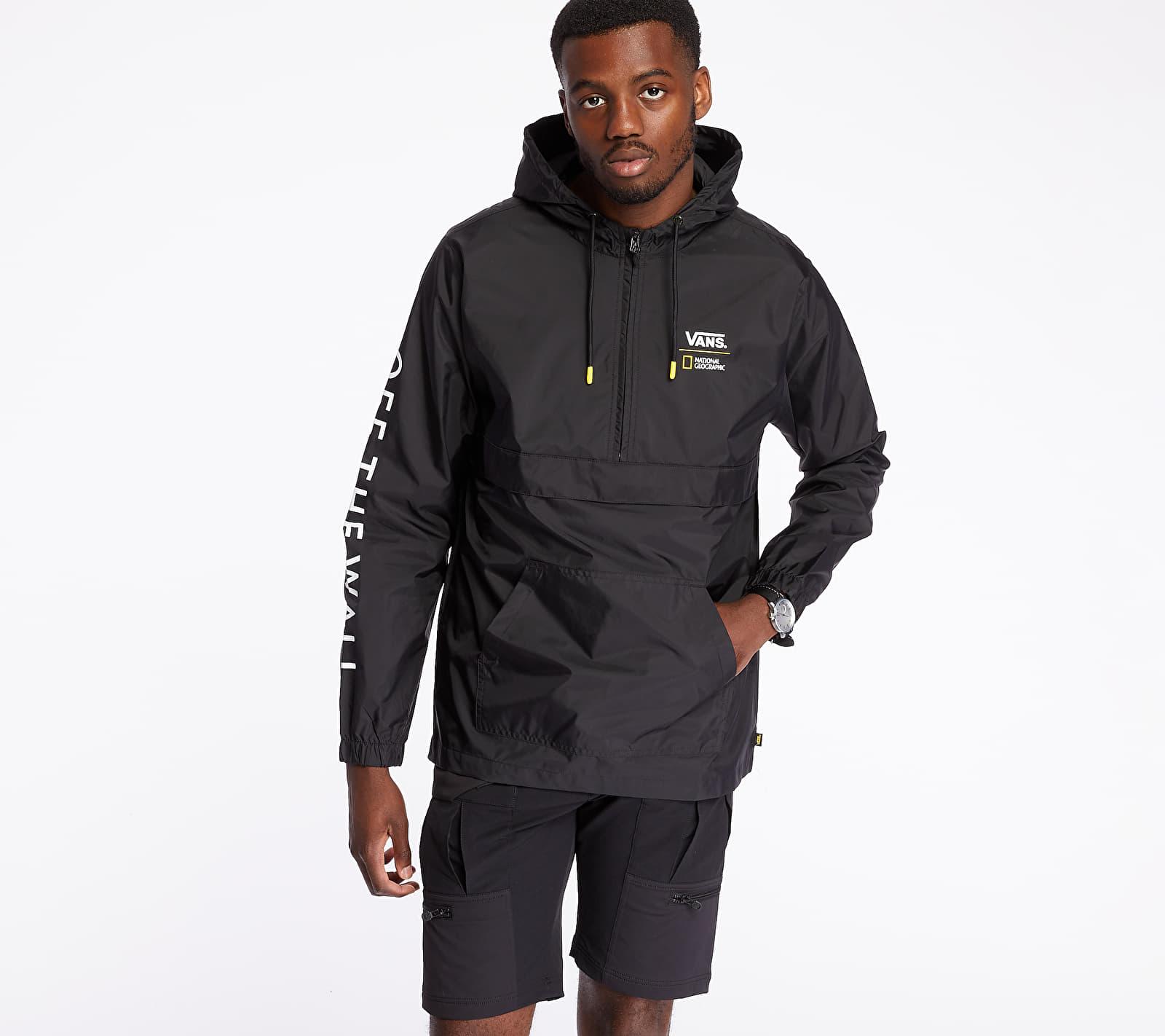 Vans x National Geographic Anorak Jacket Black