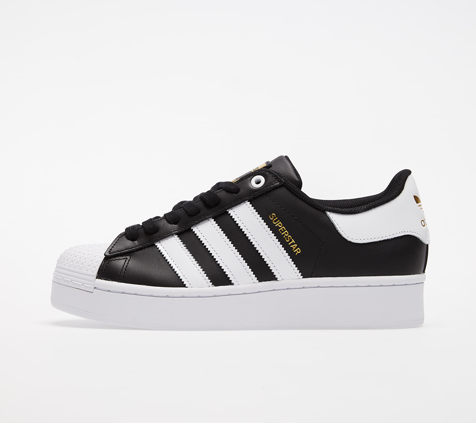 adidas Superstar Bold W Core Black/ Ftwr White/ Gold Met. EUR 38