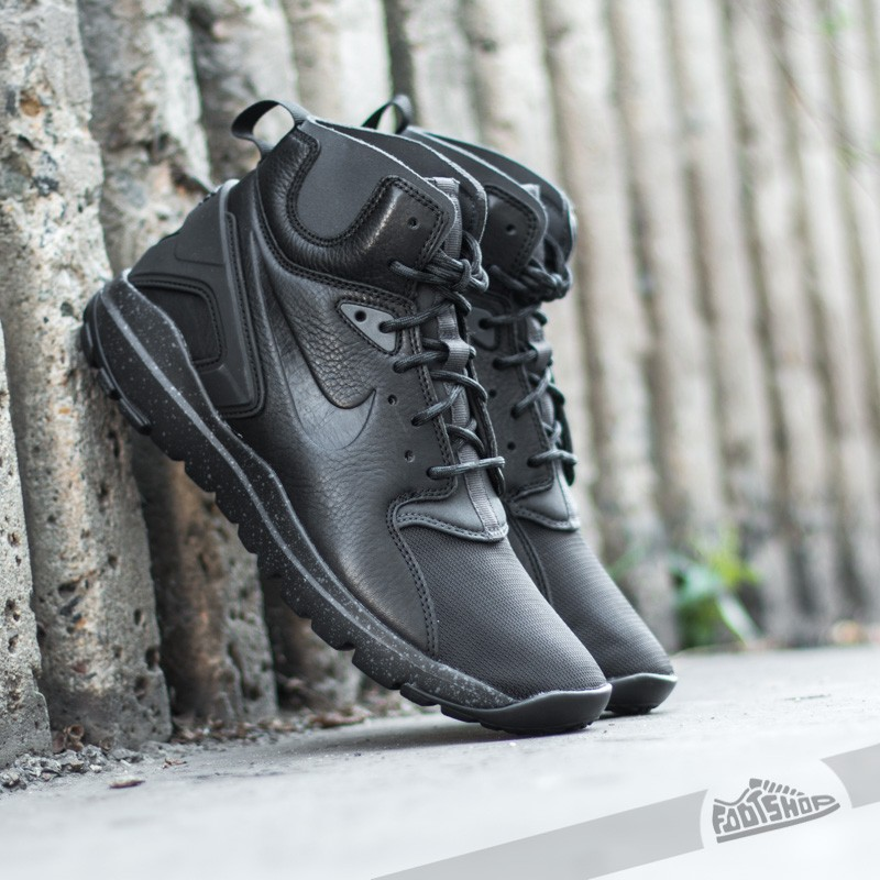 new product e9436 3ce9a Nike Koth Ultra Mid Black  Black- Anthracite
