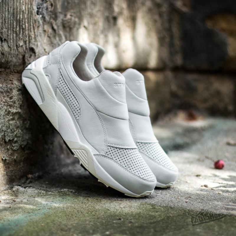 75f190c0ca5c Puma Trinomic Sock X Stamp´D Whisper White