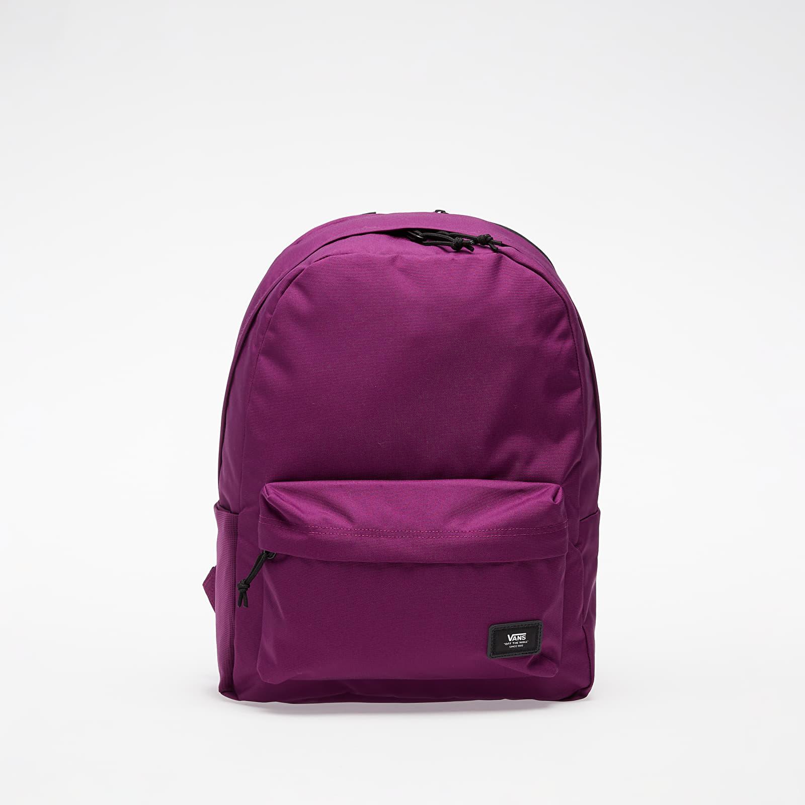 Batohy Vans Old Skool Plus II Backpack Dark Purple